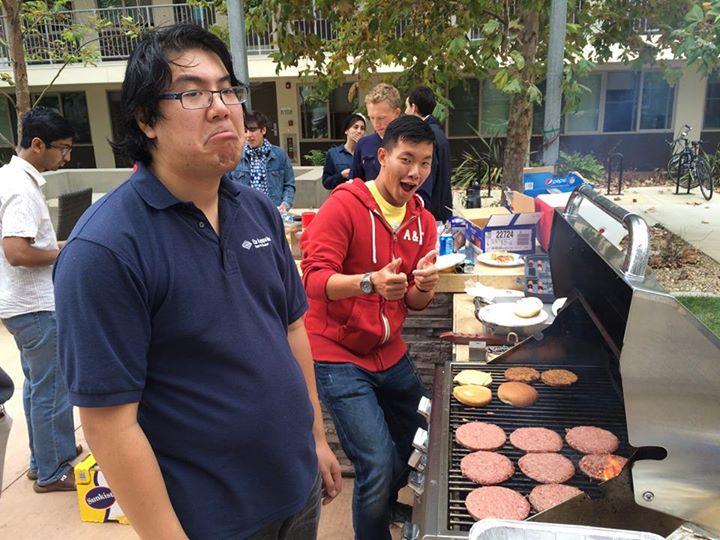 HKN&TBP De-stresser BBQ + Founders Day